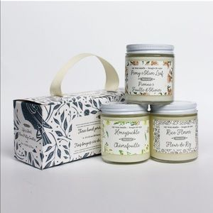 NEW Dot & Lil Candle Trio Gift Set